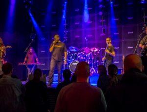 Lifechanger live in PX Volendam!