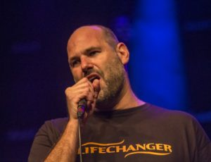 Peter – Lead singer