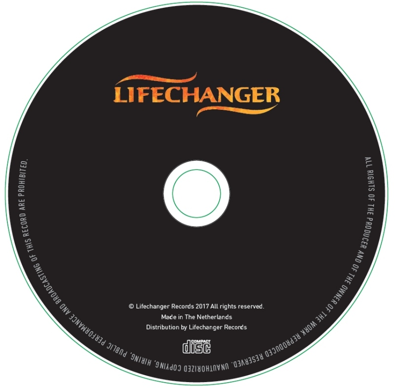 Lifechanger debut CD album