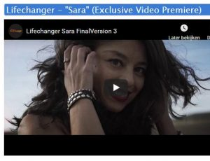 "Lifechanger – ""Sara"" (Exclusive Video Premiere)"